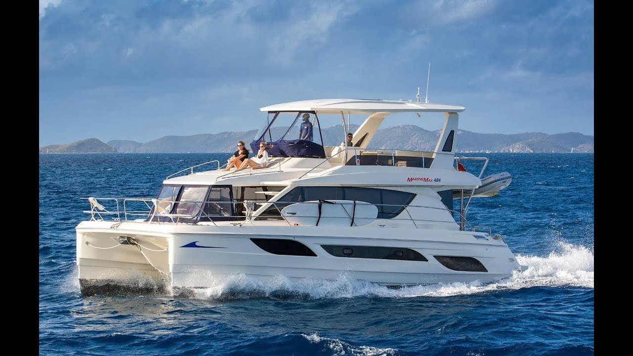 Marinemax Vacations 484 Power Catamaran All You Need To Know