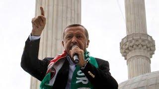 """Эрдоган :   """"У них есть доллары, у нас – Аллах"""""""