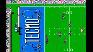 Tecmo Super Bowl 2009-2010 - Vizzed.com Play - User video
