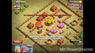 Clash of Clans 11. Koboldmission (Rohe Gewalt)