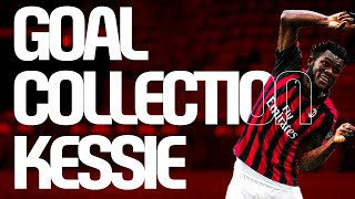Collections | Franck Kessie: every Serie A goal