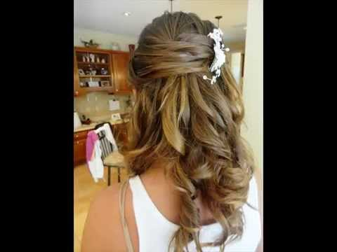 Wedding hairstyles for medium length hair youtube wedding hairstyles for medium length hair junglespirit Images