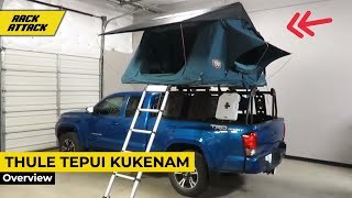 Tepui Explorer Series Kukenam 3 Blue Roof Top Tent Overview