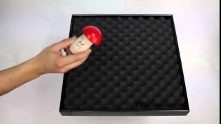 Shaker Champignon - 1+ vidéo