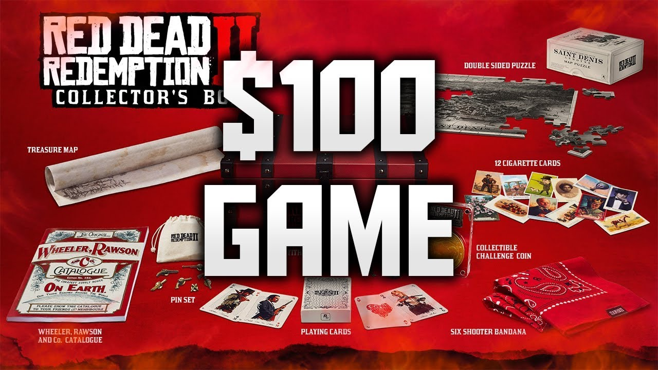 red dead redemption collectors edition xbox 360