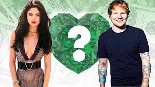 WHO'S RICHER? - Selena Gomez or Ed Sheeran? - Net Worth Revealed!