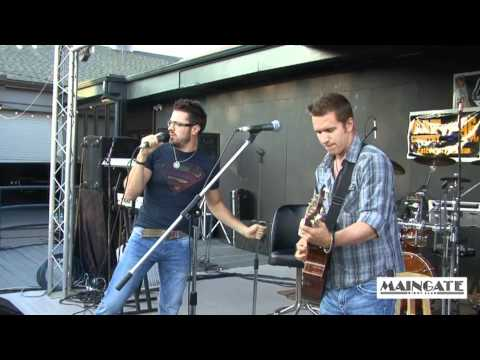 Danny Gokey - I Still Believe (Acoustic) Live from Main Gate @ Allentown Fair