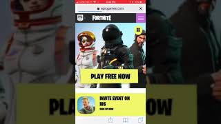 Where to redeem fortnite mobile codes