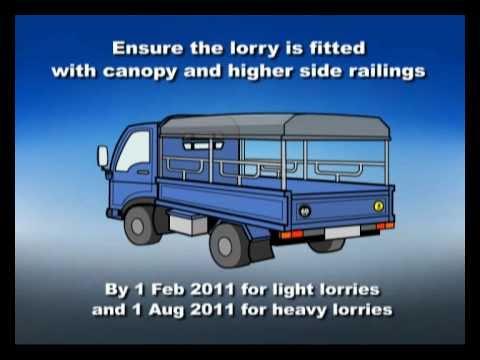 LTA Work Safety Video 1