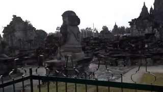 Candi Sewu Obyek Wisata Sejarah Jogja Manjusrighra Candi Budha