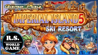 Императорский остров 5 Горнолыжный курорт Imperial Island 5 Ski Resolt Геймплей