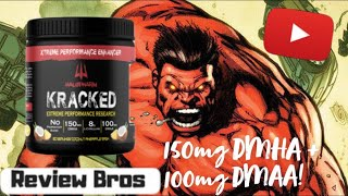 🔴 KRACKED PRE WORKOUT REVIEW - GET YOUR KRACK OUT! Thumb