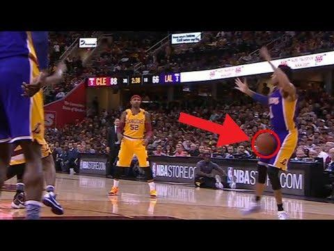 "NBA ""FUNNIEST DODGEBALL FAIL"" Moments"