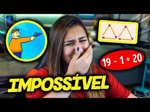 7 ENIGMAS IMPOSSÍVEIS DE RESOLVER!
