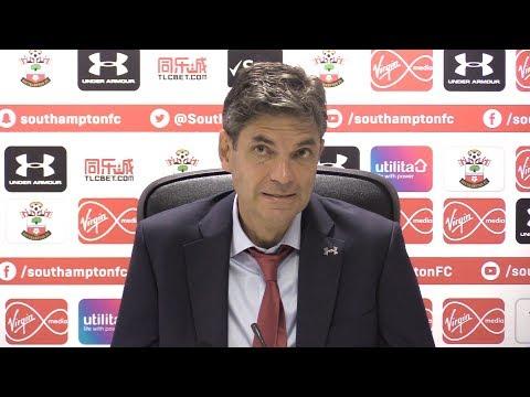 Southampton 0-1 Manchester United - Mauricio Pellegrino Post Match Press Conference - Premier League