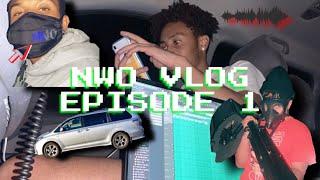 New World Order Vlog (Ep.1 Minivan Studio)