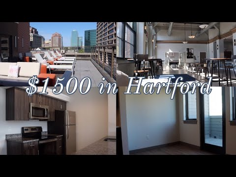 Apartment Hunting In Hartford CT I What $1500 Will Get You