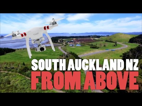 Sunny South Auckland | Viewed from Above
