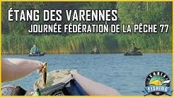 ETANG DES VARENNES - Journée Fédération de la pêche 77- Brochet