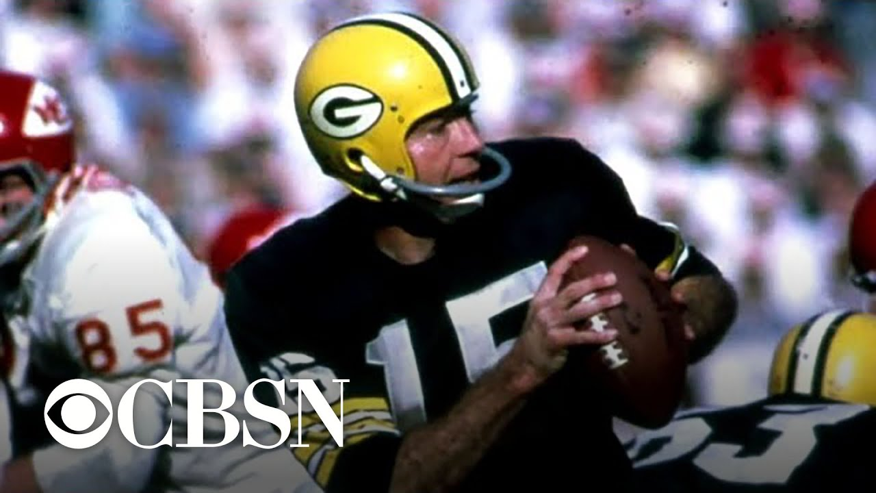 factory price 6fc3c 2d079 Legendary Green Bay Packers quarterback Bart Starr dies at 85