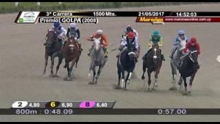 Vidéo de la course PMU GOLPA (2008)