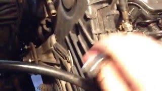 ремонт тойота таун эйс 1992 года выпуска.88 лс турбодизель 2 литра (13) подчасть