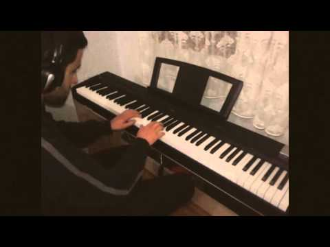 Bijelo Dugme - Da te bogdo ne volim (Piano version) Yamaha p35