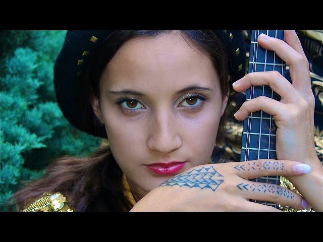 Taimane - Mission Impossible, James Bond, Tico Tico Medley on Ukulele