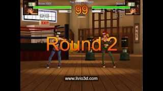 L3D Fighting Game V1