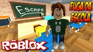 ROBLOX-school Escape!! Escape School Obby