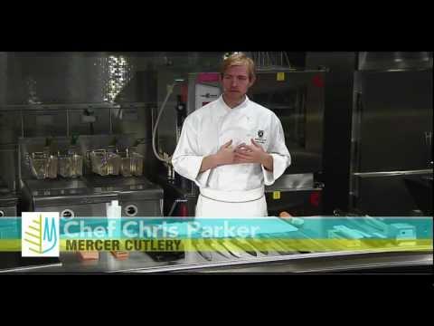 Mercer Knife Demo