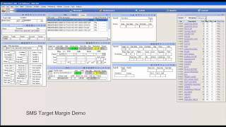 Demo of how to use sms target margin and rounding calculate the retail price from cost. batches matrix is covered also.
