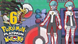 Pokemon Platinum #6 - Tým Galactic přichází na scénu [Randomizer Nuzlocke Challenge]