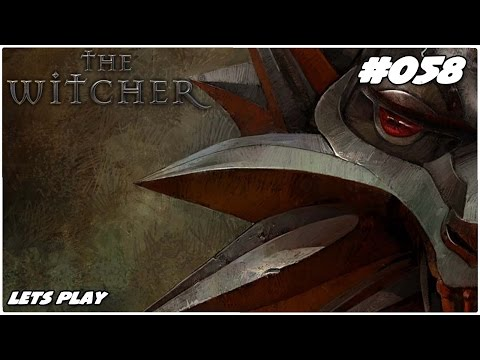 THE WITCHER 1  #058 Kampf gegen den Bewahrer - Deutsch 60fps Lets Play