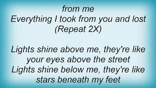 Joe Henry - Richard Pryor Addresses A Tearful Nation Lyrics