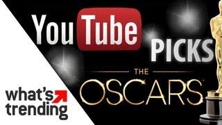 YouTube Stars Predict 2013 Oscar Winners w/ DailyGrace, Wheezy Waiter, Olga Kay and More!