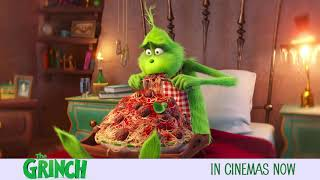 Time to get into the Grinchmas spirit. #TheGrinch