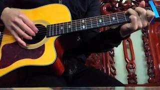 Hy Vọng - Tăng Nhật Tuệ (Guitar Cover)