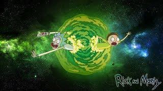 Gambar cover Rick and Morty - Main Theme - Db Harmonica