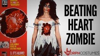 Morph Costumes - Beating Heart Zombie (Female)