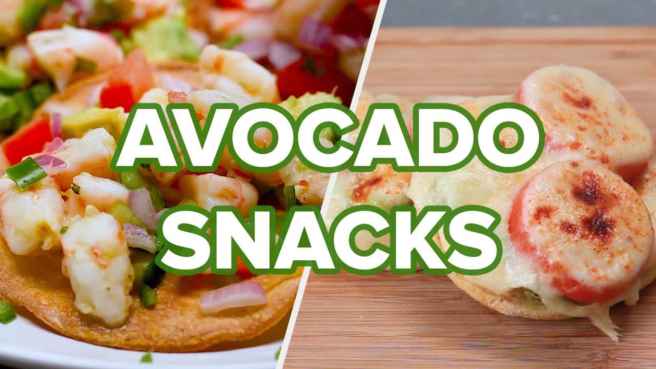 Easy And Delicious Avocado Recipes •Tasty