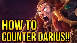 League Of Legends - How To Counter Darius