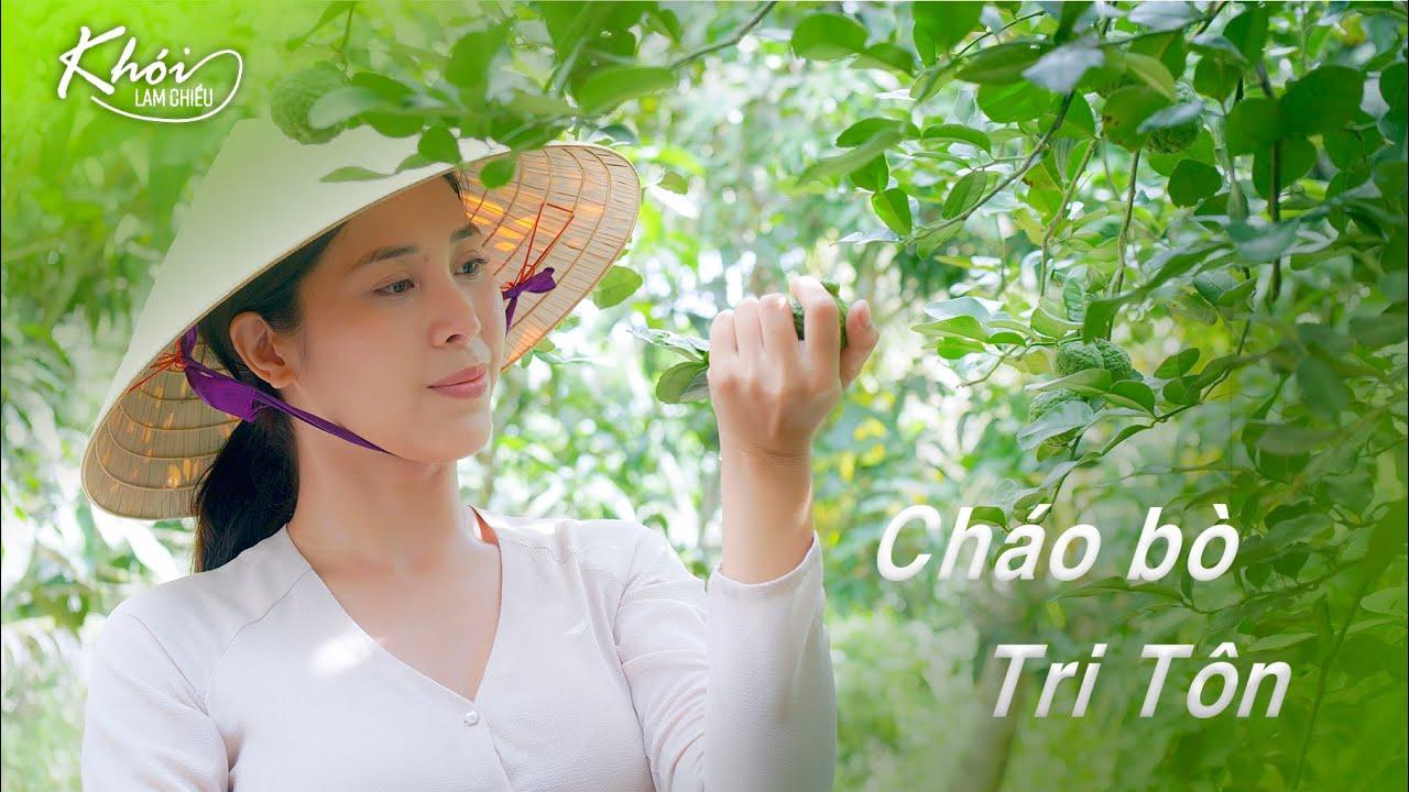 Cháo bò Tri Tôn nức tiếng An Giang - Khói Lam Chiều #41 | the secret of beef gruel from Tri Ton