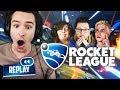 Rocket League avec Aayley, Zank et Kenny