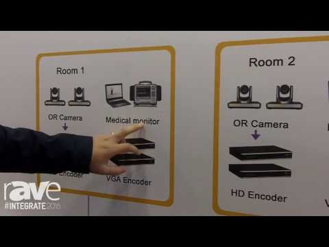Integrate 2016: Reach Offers Medical IP Video Solutions