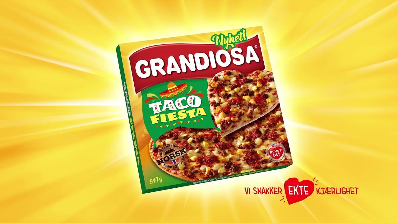 Grandiosa Taco Fiesta - Bumper - YouTube