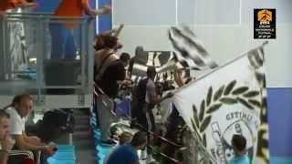 Futsal Toulon Tous Ensemnle vs Kremlin Bicêtre United Demi Finale Coupe France Supporters KBU 2014