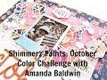 Autumn Vibes Color Challenge with Amanda Baldwin