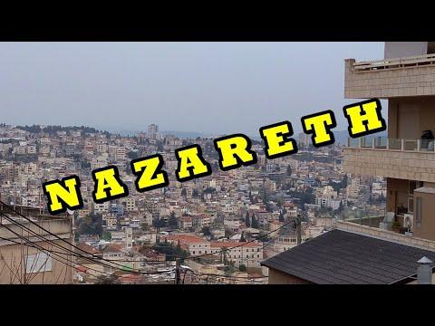 Nazareth In Israel ✙ Hometown Of Jesus ✙