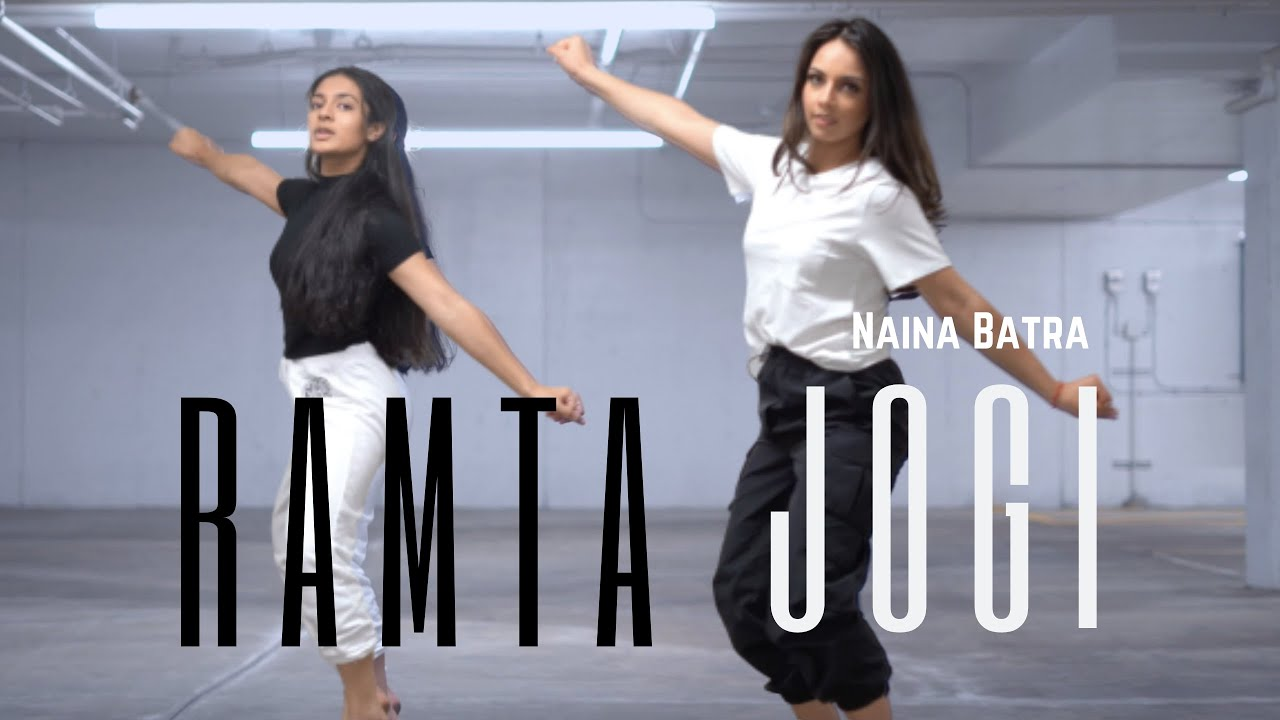 RAMTA JOGI / OLD TOWN MIX | Naina Batra Dance Cover | Tesher